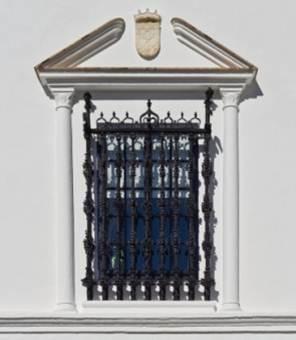Detalle Palacio Ducal de Medina Sidonia