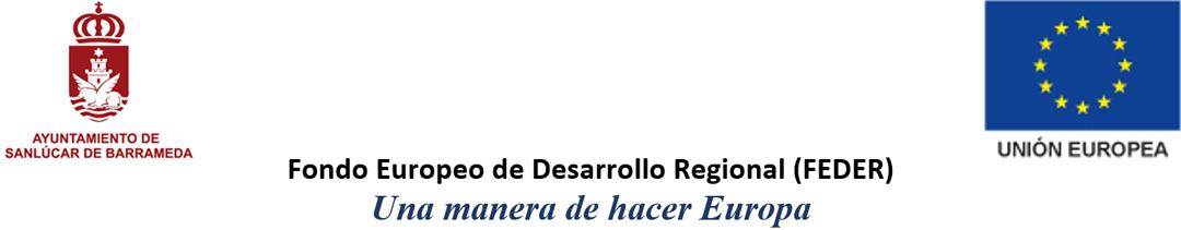 EDUSI - Sanlúcar de Barrameda